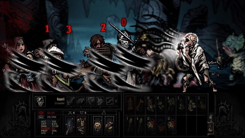 Darkest Dungeon Is an Unforgiving Dungeon Crawler RPG