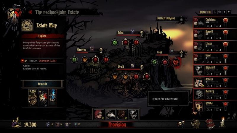 darkest dungeon estate Darkest Dungeon