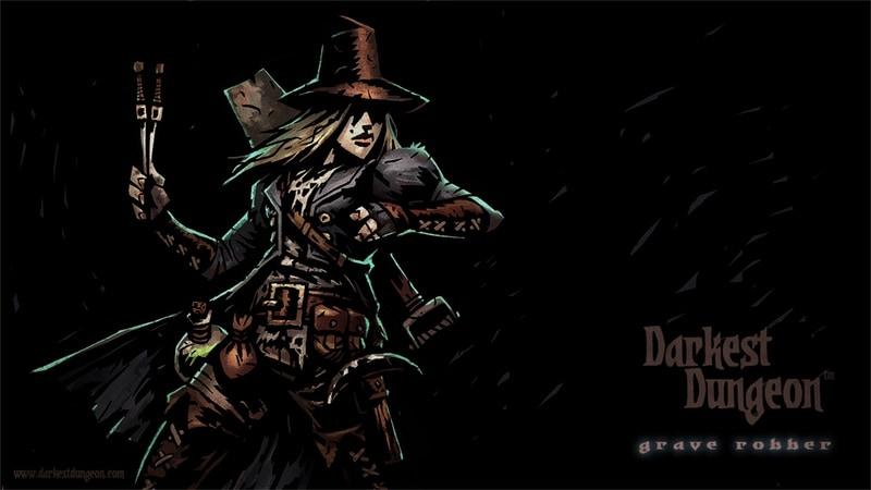 darkest dungeon grave robber Darkest Dungeon