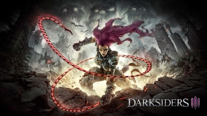Release the Fury! Darksiders III Officially Announced
