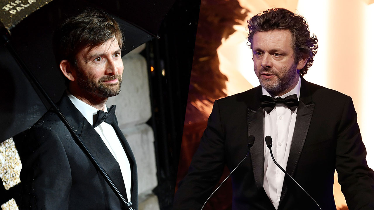 Amazon's Good Omens: Michael Sheen and David Tennant Will Play Angel and Demon