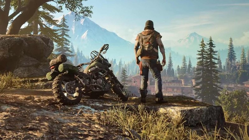 PS4-Exclusive Days Gone Update Download Size is 17GB: Report