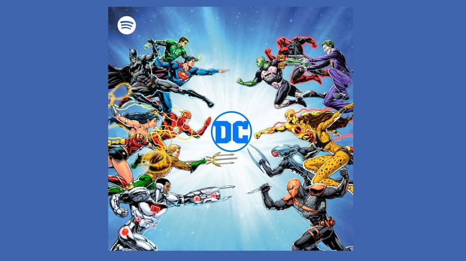 DC Superheroes Coming to Your Headphones as Spotify Signs Podcast Deal