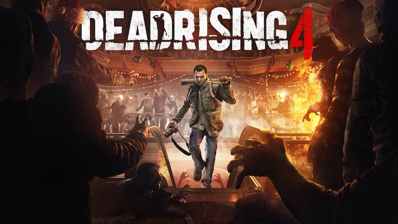 Xbox One-Exclusive Dead Rising 4 Not Available in India