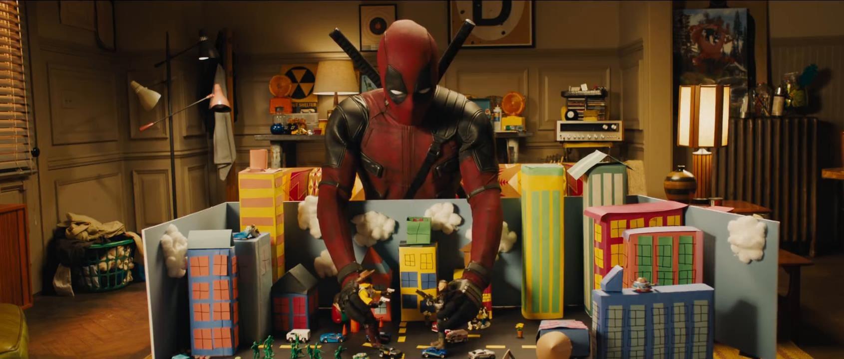 Deadpool 2 Trailer Introduces Cable, Mocks Justice League