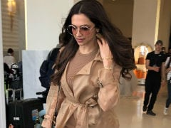 Cannes 2018: Deepika Padukone's Exit Was As Stylish As Her Entry. Pic Here