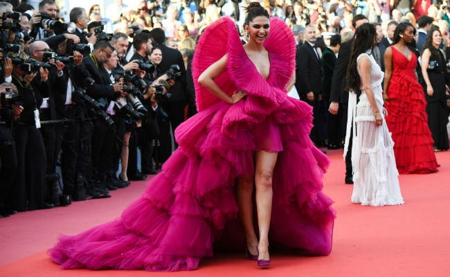 Image result for deepika padukone cannes 2018