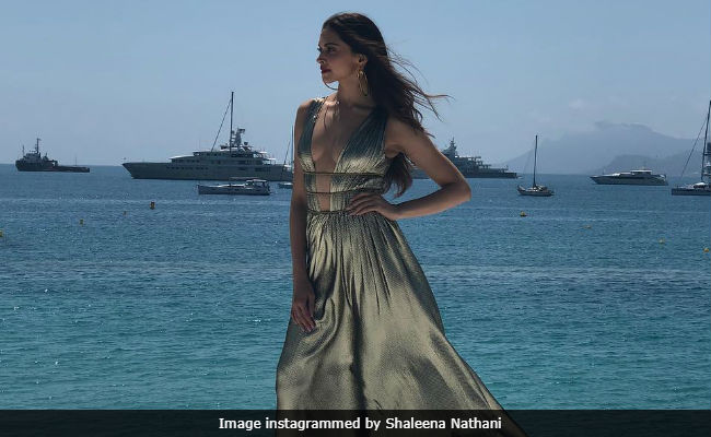 Cannes 2018: Deepika Padukone Is 3 Times A Charm, From Denim Diva To Golden Goddess