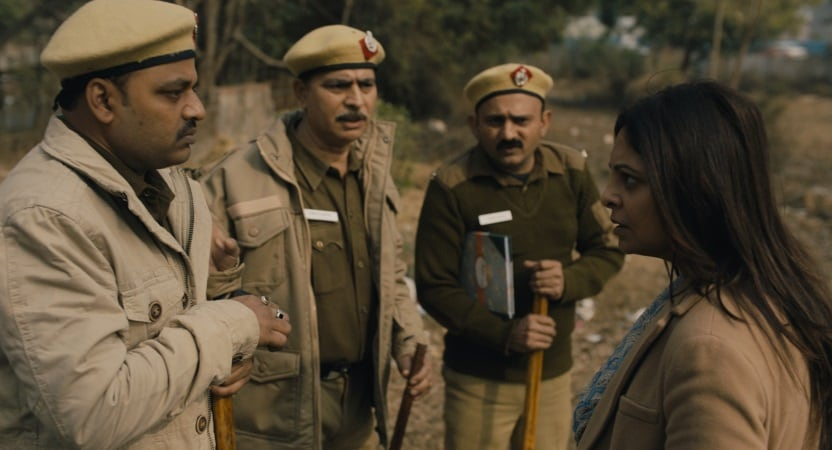 Delhi Crime: Shefali Shah, Richie Mehta on That Big Table-Setting Scene in the First Episode