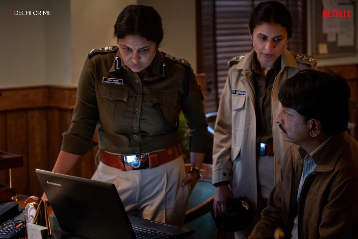 delhi crime season 2 netflix delhi crime season 2 netflix