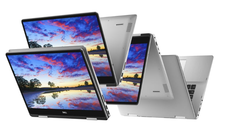 Dell Launches New 2-in-1 Laptops, Inspiron Chromebook, and Monitors at IFA 2018