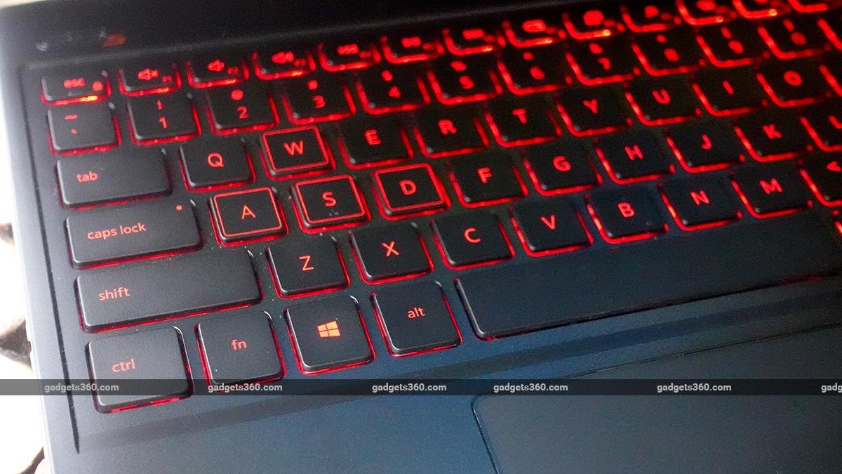 dell G5 15 SE keys ss