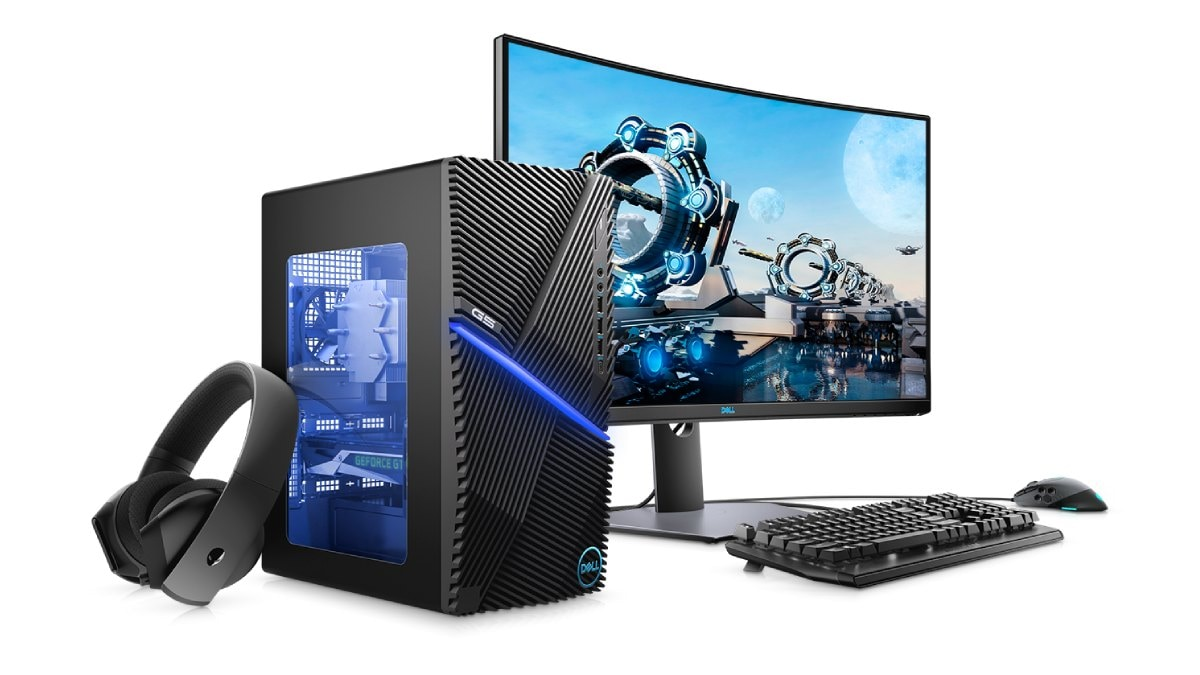 Dell G5 5090 Gaming Desktop With 9th Gen Intel CPUs, Up to Nvidia GeForce  RTX 2060 GPU Launched in India | Technology News
