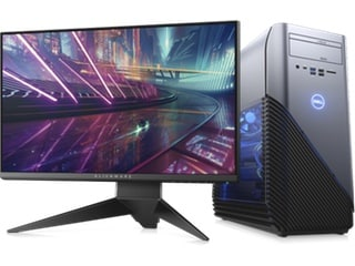 Dell Launches VR-Ready Inspiron Gaming Desktop at $799, Ultrathin Monitors