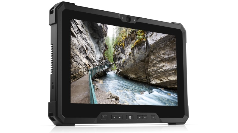 Dell Latitude 7212 Rugged Extreme Tablet, Alienware Monitors Launched