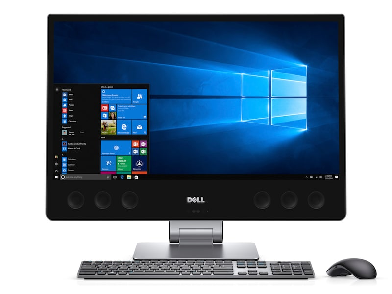 Dell Launches VR-Ready Precision 5720 All-in-One PC in India: Price, Specifications