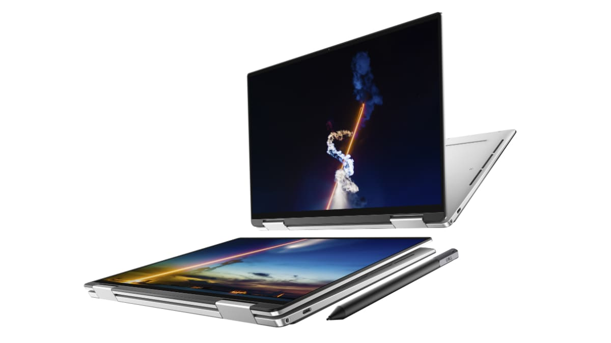 Dell XPS 13 2-in-1, XPS 15 Refreshed at Computex 2019