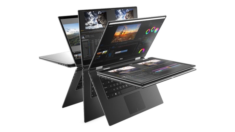 Dell Goes for Professional Power, Portability With XPS 15 2-in-1