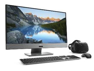 Dell Launches New Inspiron AIOs and Gaming Desktop at Computex 2017