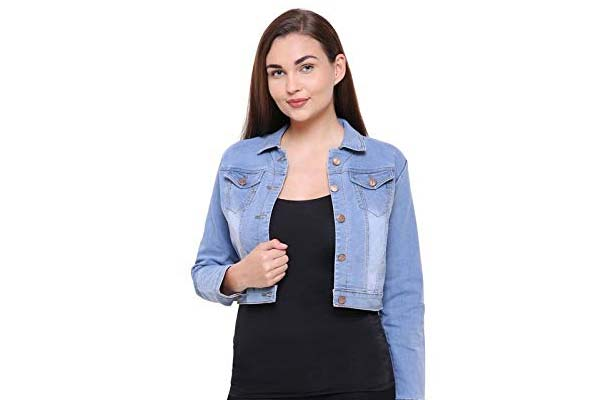 Best Women's Denim Jackets in India - NIFTY Women's Denim Jacket