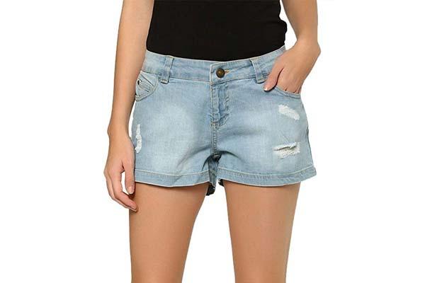 denim shorts 10