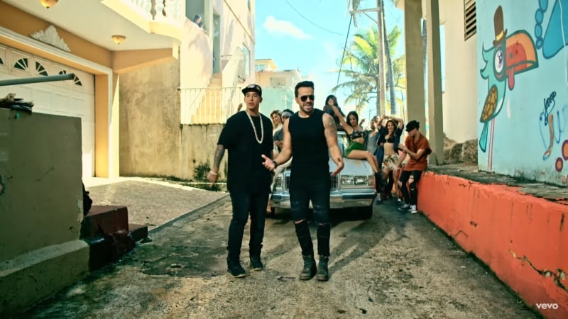 Despacito Declared the Most Streamed Song of All Time