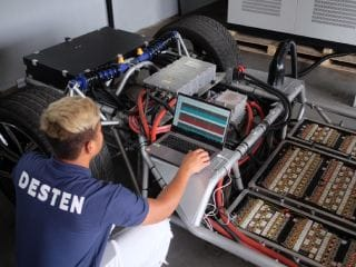 Desten Says Its EV Battery Tech Can Help Charge From 0–80 Percent Within 5 Minutes