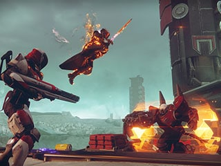 Destiny 2 Looks Stellar and Performs Great on the PC