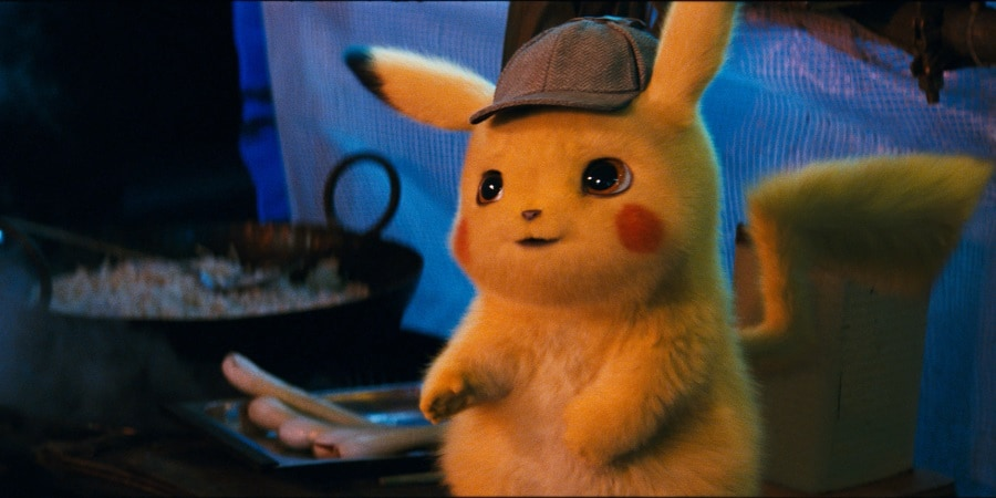 Detective Pikachu Sequel Reportedly in the Works With 22 Jump Street Writer Oren Uziel