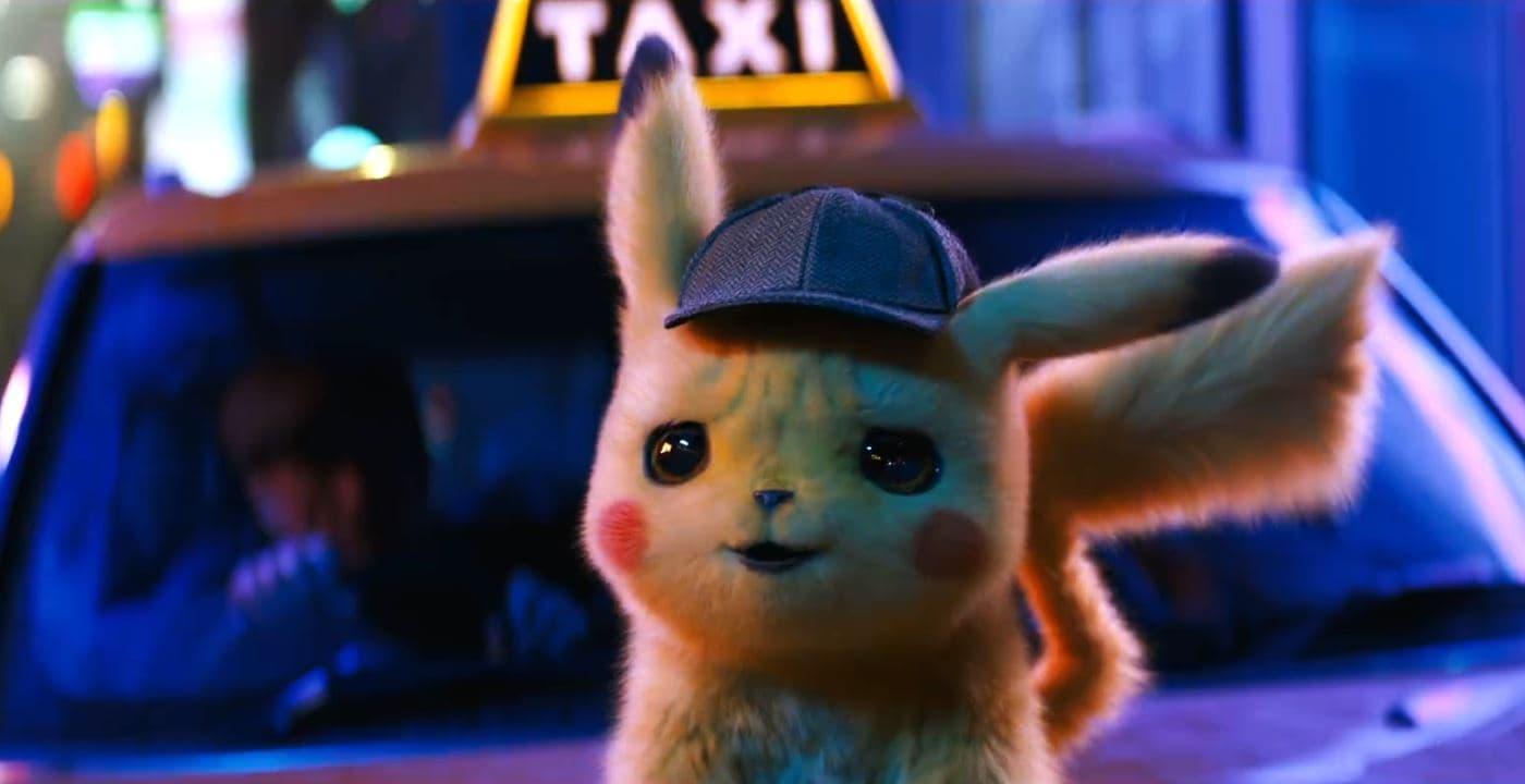 Detective Pikachu Trailer Ryan Reynolds As The Adorable
