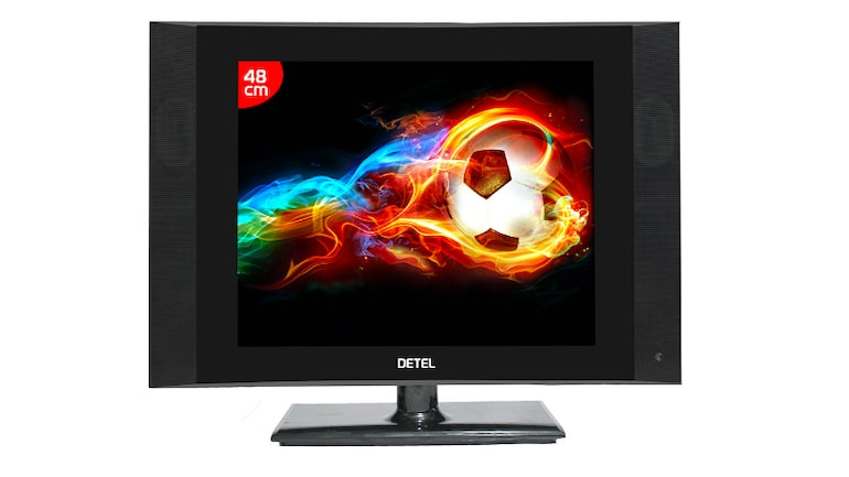 India launches the world's cheapest LCD TV