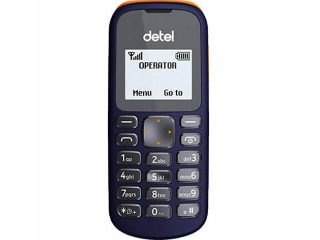 BSNL Rs. 499 Pack Bundles Detel D1 Feature Phone and Prepaid Connection