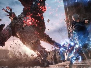 Devil May Cry 5 Supports 4K 60fps on PS4 Pro