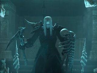 Blizzard Reveals Necromancer for Diablo 3 at BlizzCon 2016 as Paid DLC