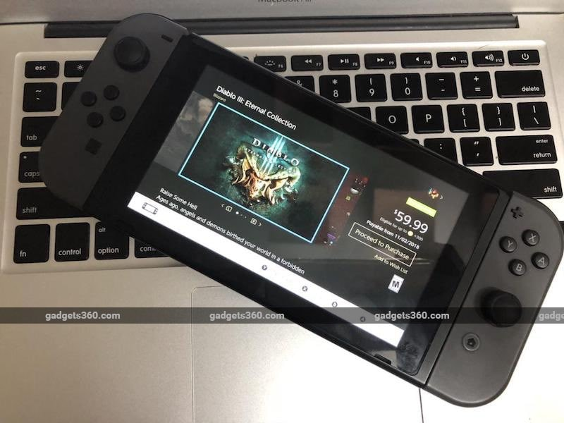 Diablo 3: Eternal Collection Release Date Revealed on Nintendo Switch eShop
