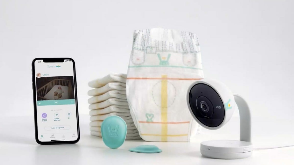 Baby's First Smart Diaper: Pampers Takes 'Wearables' to a Whole New Level