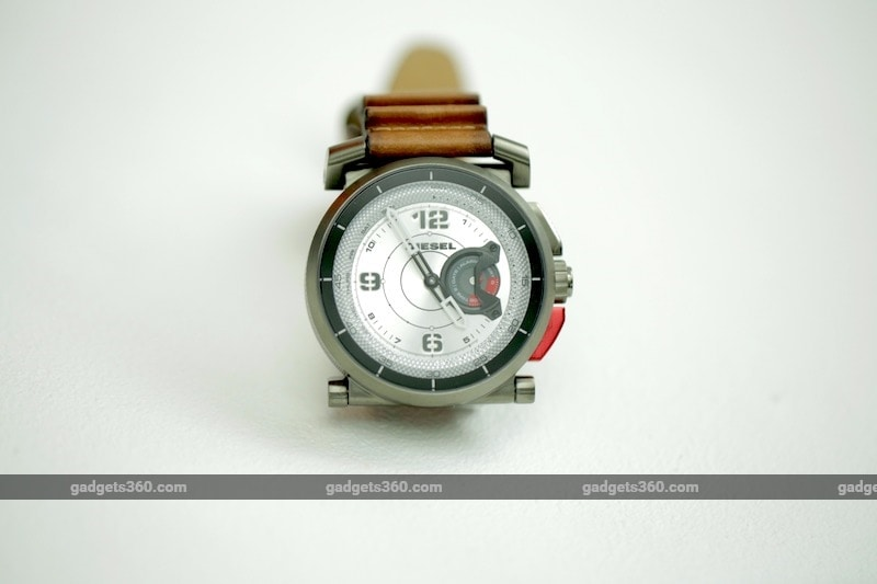 Diesel On Hybrid Watch Review