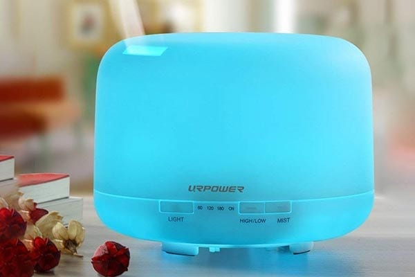 UrPower 500 ml Diffuser and Humidifier