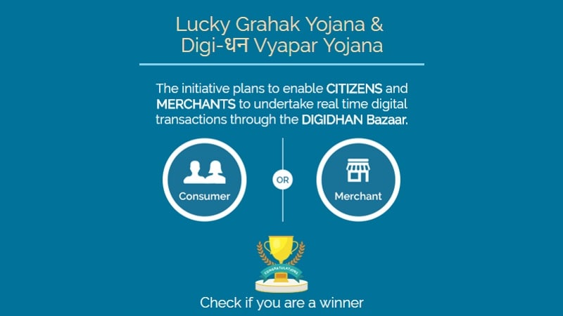 15,000 Winners Selected to Receive Digital Payments Rewards