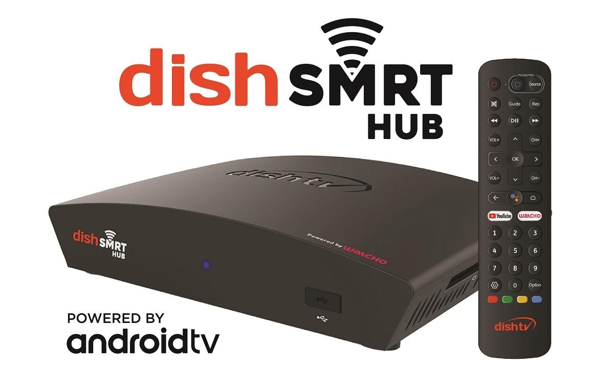 বোকাবাক্সকে স্মার্ট টিভি বানাতে হাজির Dish SMRT Hub আর Dish SMRT Kit