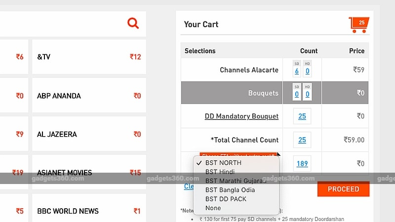 Dish TV Removes Network Capacity Fee on Free-to-Air Channels
