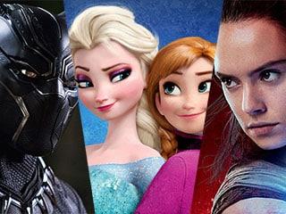 Disney Movies Are Now Split Between Netflix and Hotstar