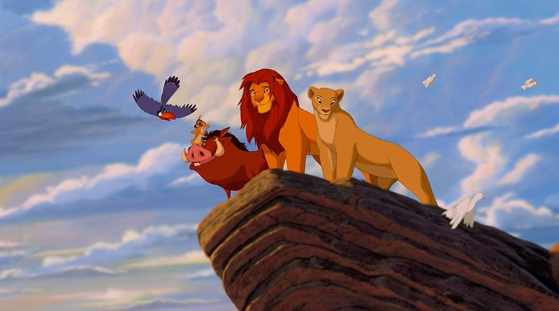 Disney Reveals Release Schedule for Lion King, Frozen 2, All Other Films Through 2020