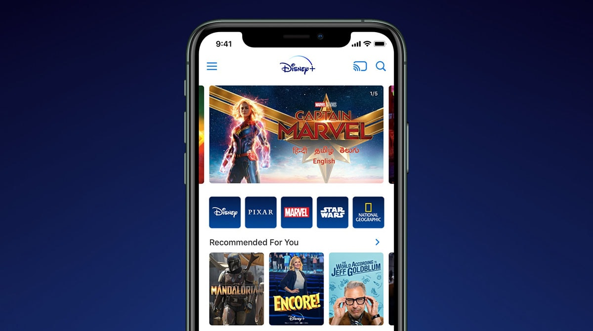 Disney+ Hotstar App in Beta Test, Hotstar Says, on Disney+'s Early Rollout in India
