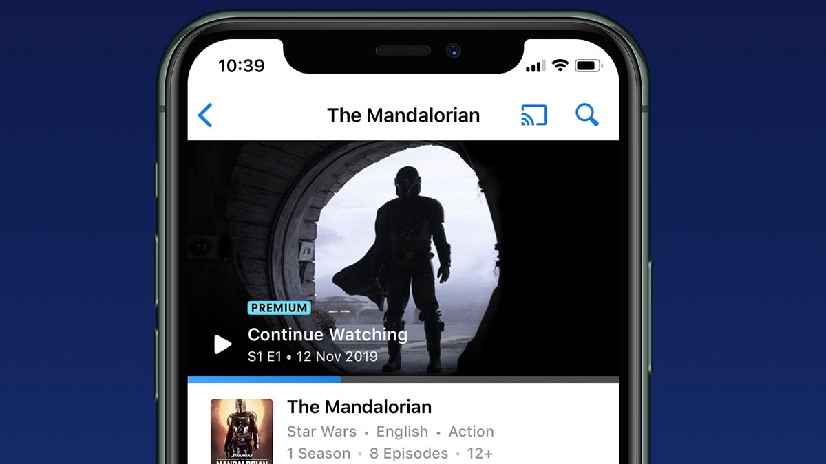 Disney+ Now Live in India, With Originals in The Mandalorian, on Disney+ Hotstar