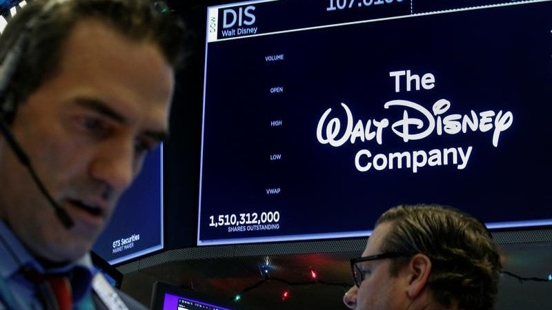 Disney Reports Drop in Quarterly Profit as Streaming Costs Rise