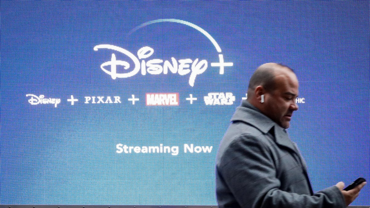 Disney plus app has 22 million global downloads