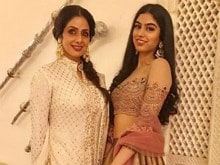 Sridevi And Daughter Khushi Kapoor's Diwali Pic Will Set Off Fireworks