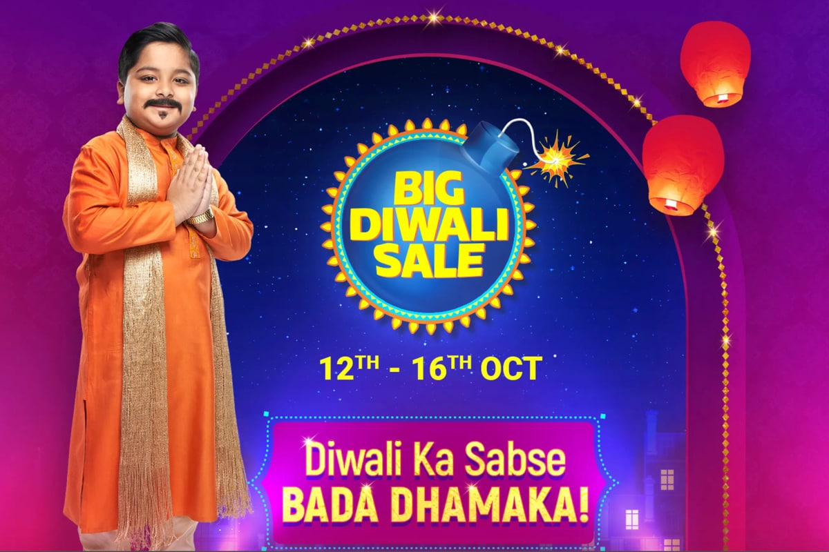 Flipkart Big Diwali Sale 2019 Goes Live: Here Are the Best Offers on Mobile Phones, Electronics