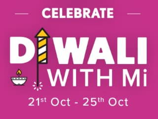 Diwali With Mi Sale Returns With Discounts on Redmi K20, Redmi K20 Pro, Redmi Note 7 Pro, Mi TV 4A Pro 43-Inch, and More